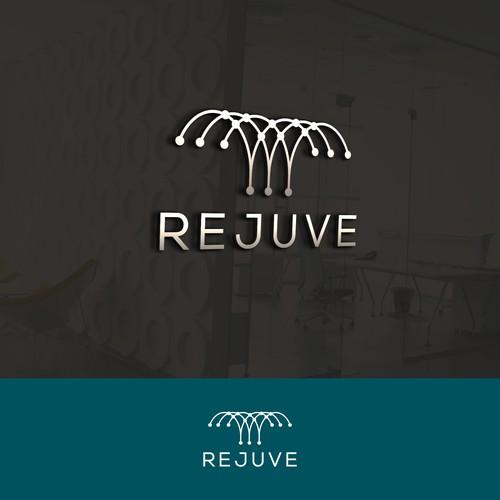 Cool new AI, blockchain, longevity startup looking for distinct logo