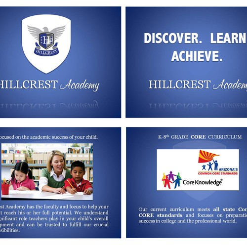 Hillcrest Hawks Powerpoint/Prezi Presentation