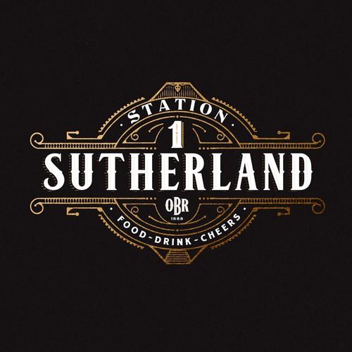 Logo Design fr Sutherland