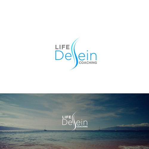 Life DeSein Coaching needs a logo, which symbolize the beauty of life.