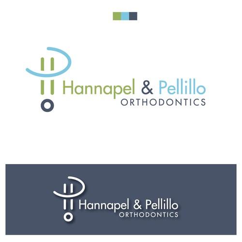 Playfull concept for Orthodontics logo