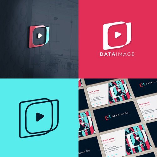 Logo concept for Data Image