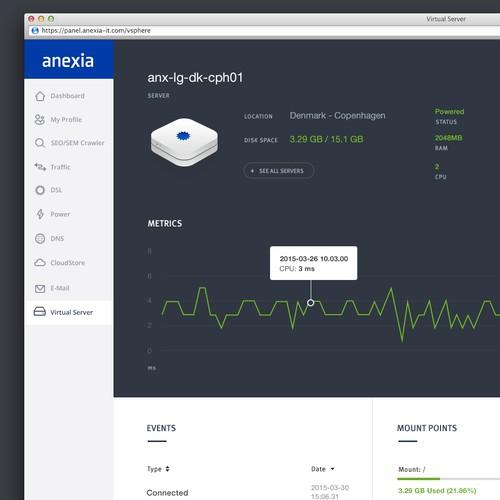 Anexia Webdesign