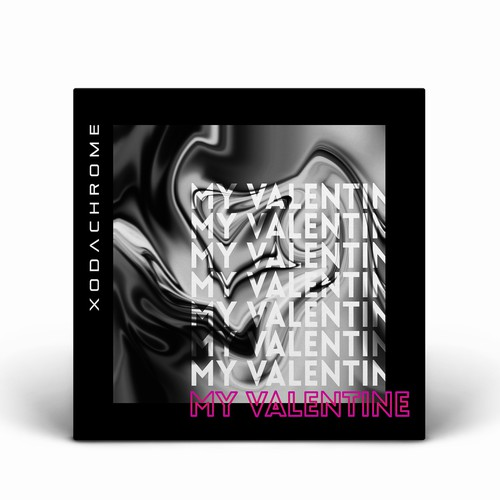 MY VALENTINE / COVER DESIGN DRAFT