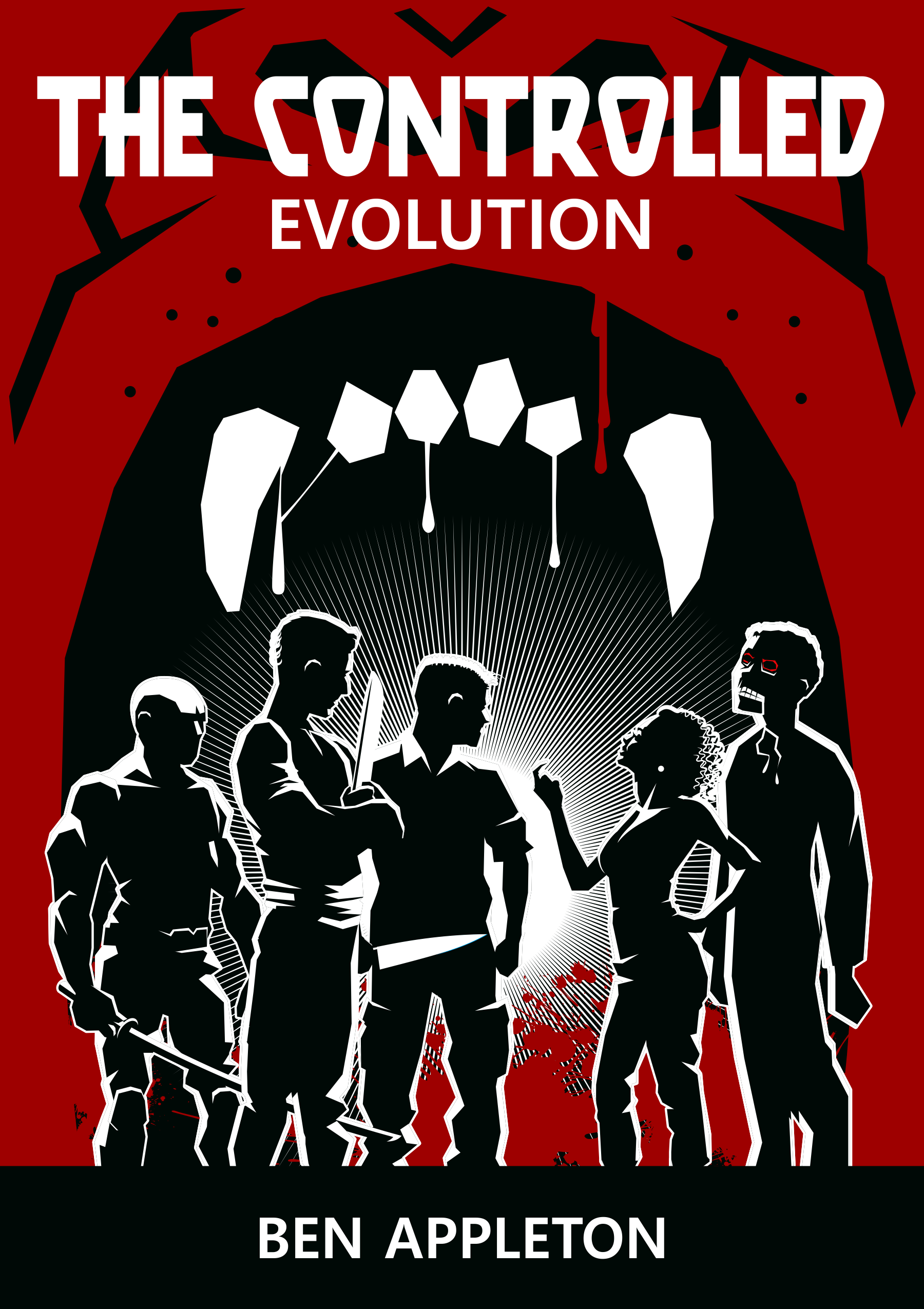 The Controlled - Evolution (Book cover)