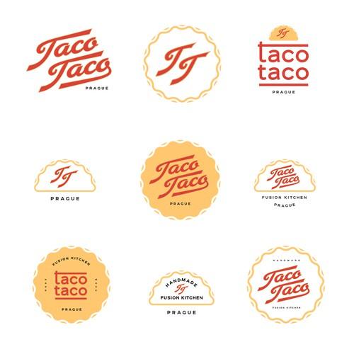 Vintage Logo for Tacos