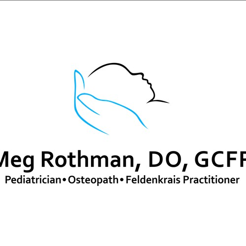 SHINY NEW LOGO! for integrative pediatric medical practice