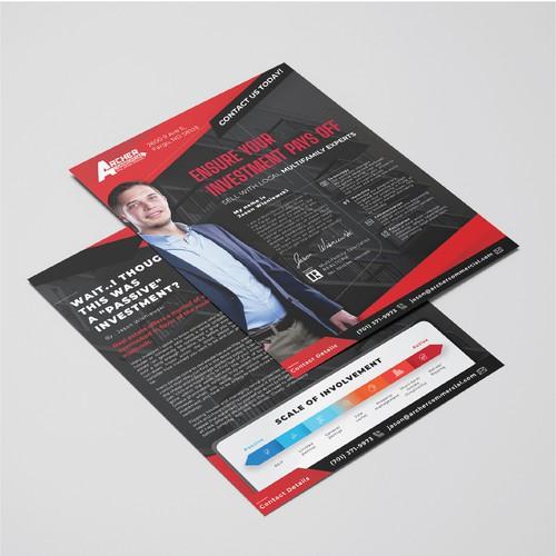 CV Newsletter Design
