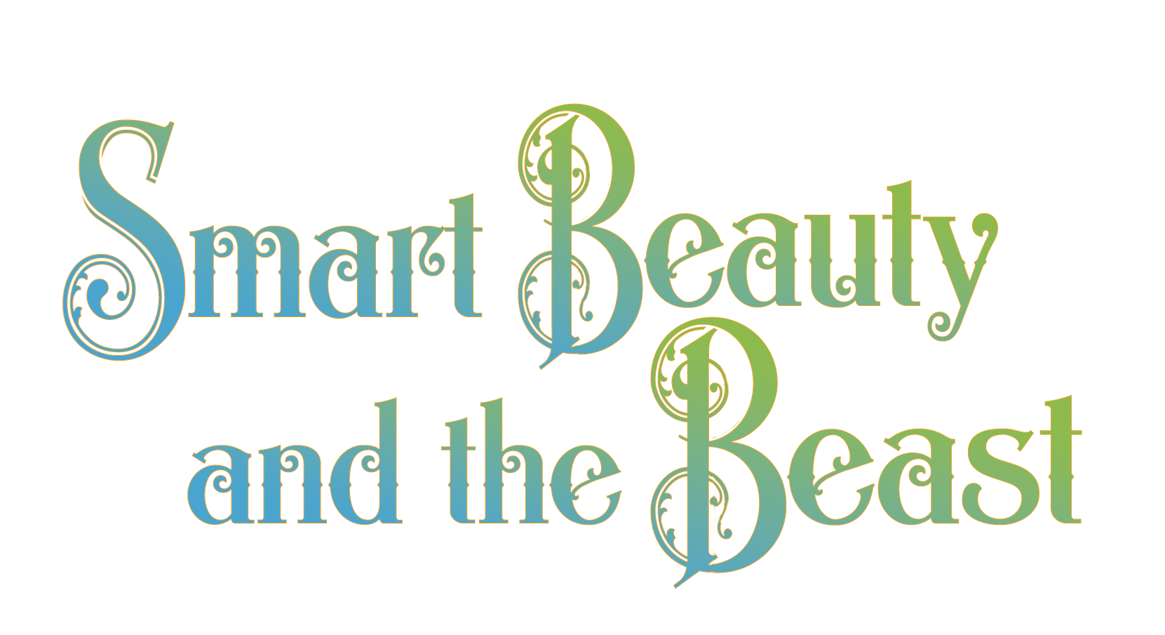 Smart Beauty and the Beast print (formerly known as Smart Belle)