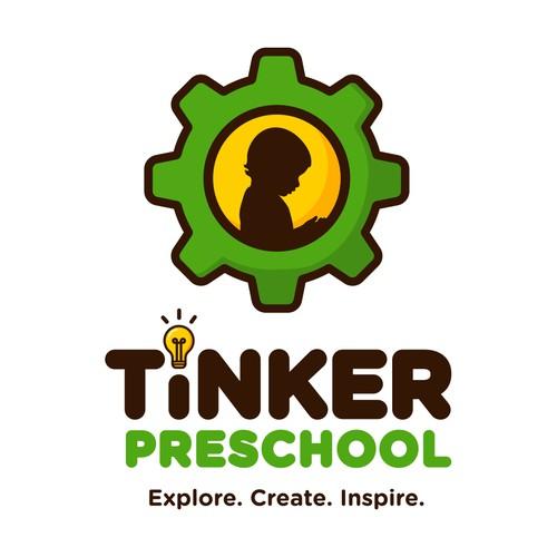 Fun logo for Preschool