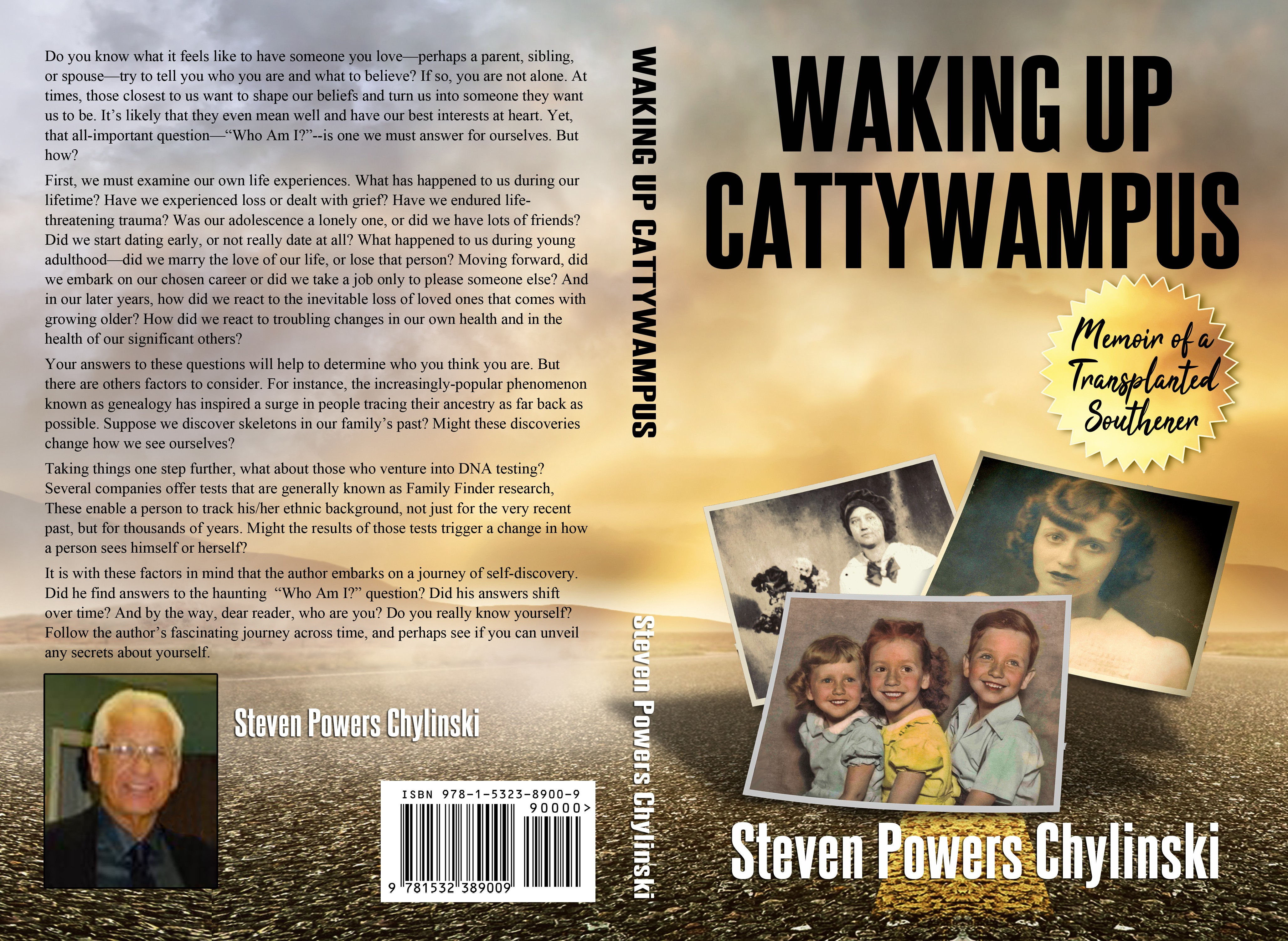Wakin' Up Cattywampus: Memoir of a Transplanted Southerner