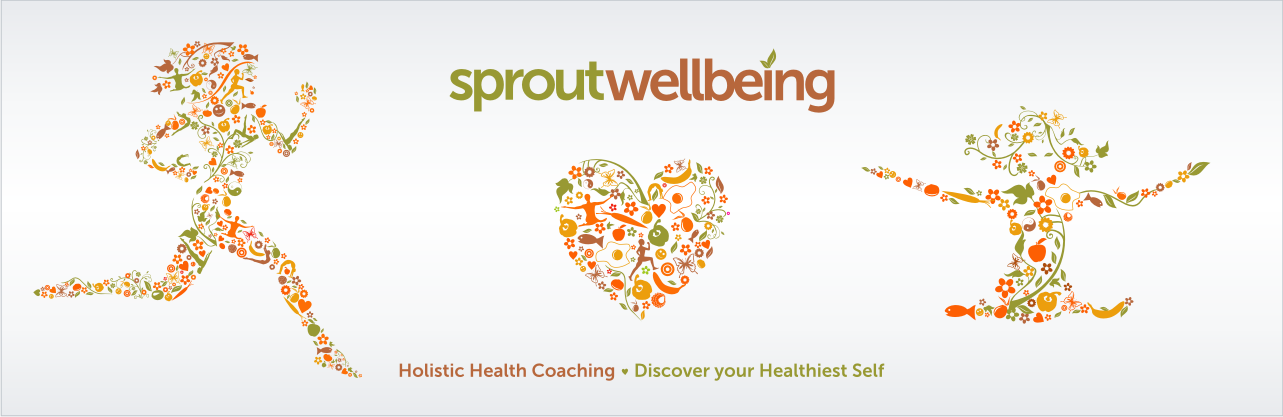 Help Sprout Wellbeing, LLC with a new logo