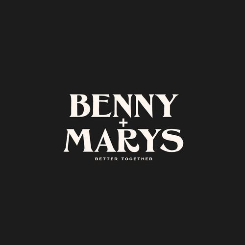 Brand Identity Design for Benny + Marys