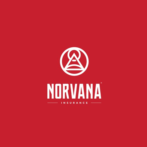 Abstract Norvana Logo concept!