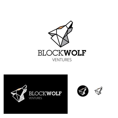 Crypto system logo concept