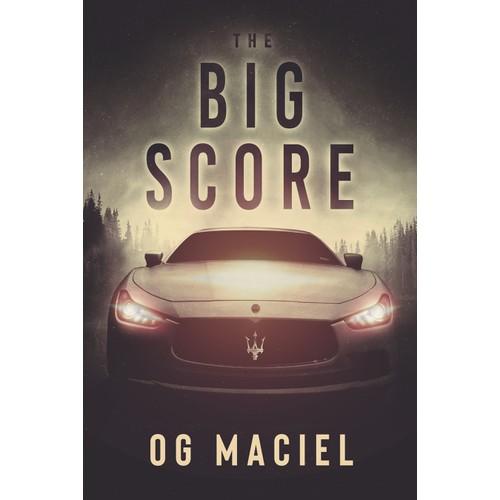 The Big Score -book cover-