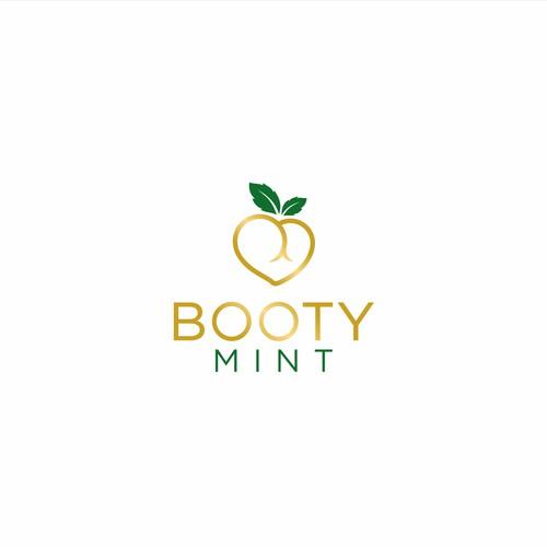 Logo for toilet paper spray