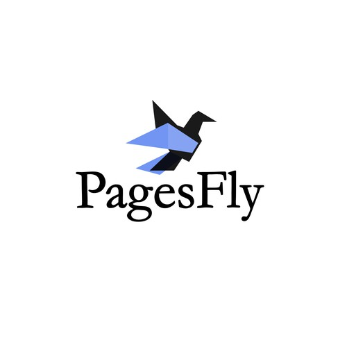 Help PagesFly with a new logo