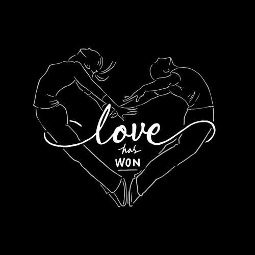 LOVE HAS WON