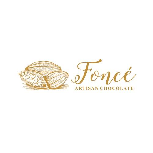 fonce chocolate
