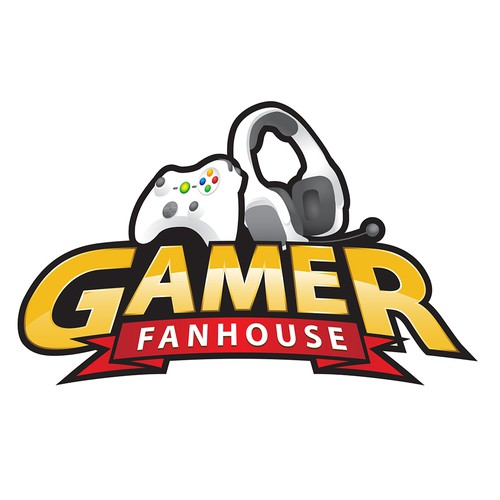 Gamer Fanhouse Logo