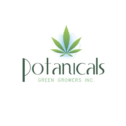 Create a compelling, to-become-a-classic, logo for Potanicals, Canadian medical marijuana producer