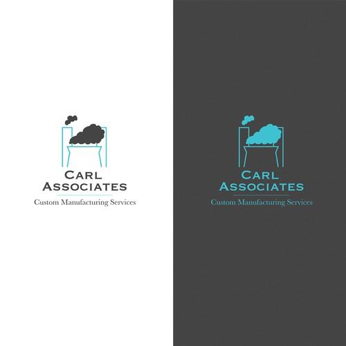 Carl Associates logo