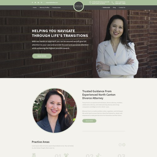 Landing Page - Fout Law Office, LLC.