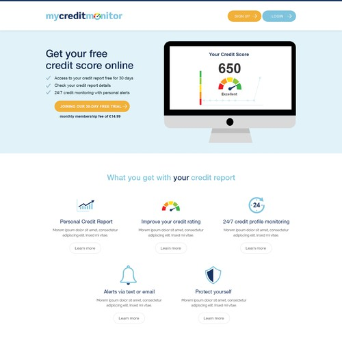 My Credit Monitor