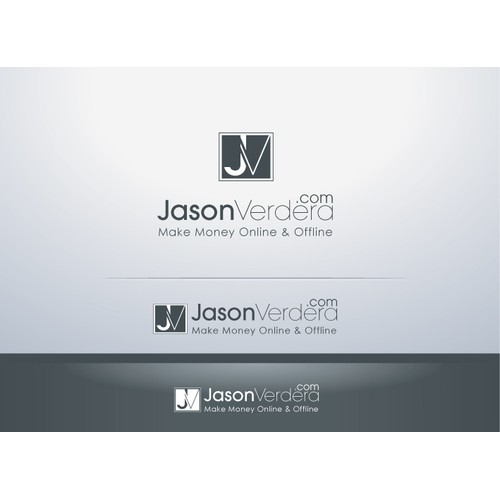 JasonVerdera.com Pro Marketing Online & Offline needs a new logo