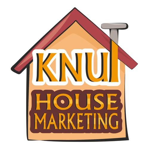 Help Knut House Marketing with a new logo