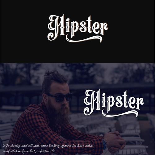 Logo desing for hipster.dk