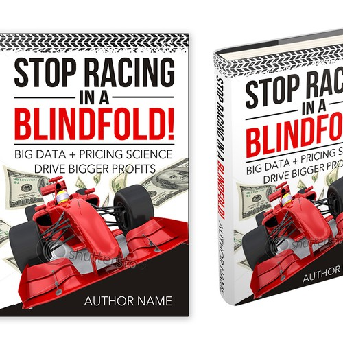 Stop racing in a blindfold book jacket