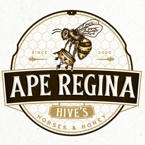 Ape Regina Hive's