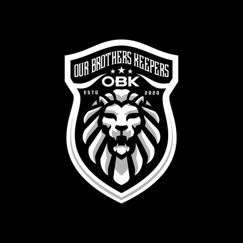 OBK lions logo