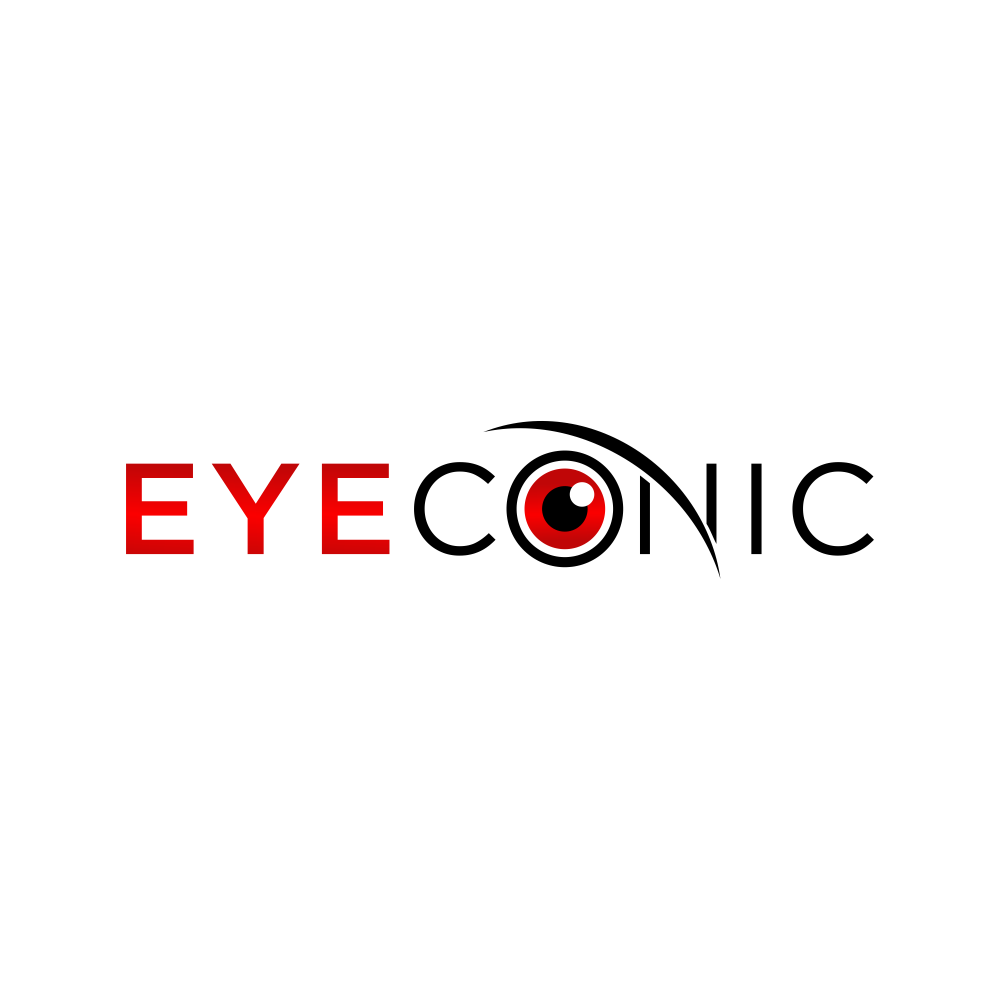 """create a subtle yet iconic logo for our film production company """"eyeconic"""""""