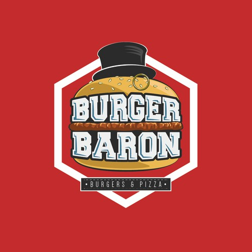 Powerful Logo for Restaurant