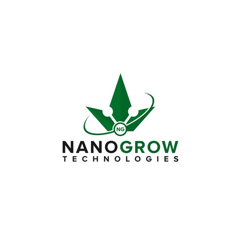 Logo Design for NanoGrow Technologies