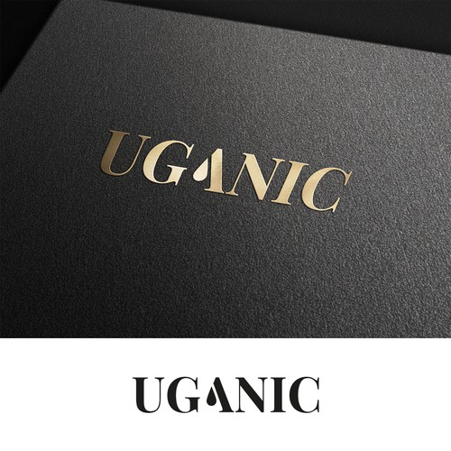 Logokonzept für Uganic