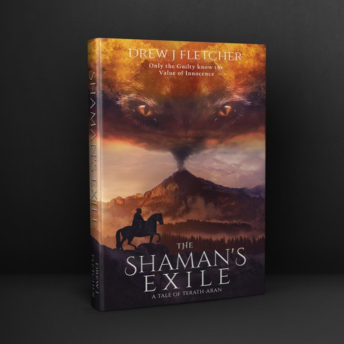 Book cover for THE SHAMAN'S EXILE
