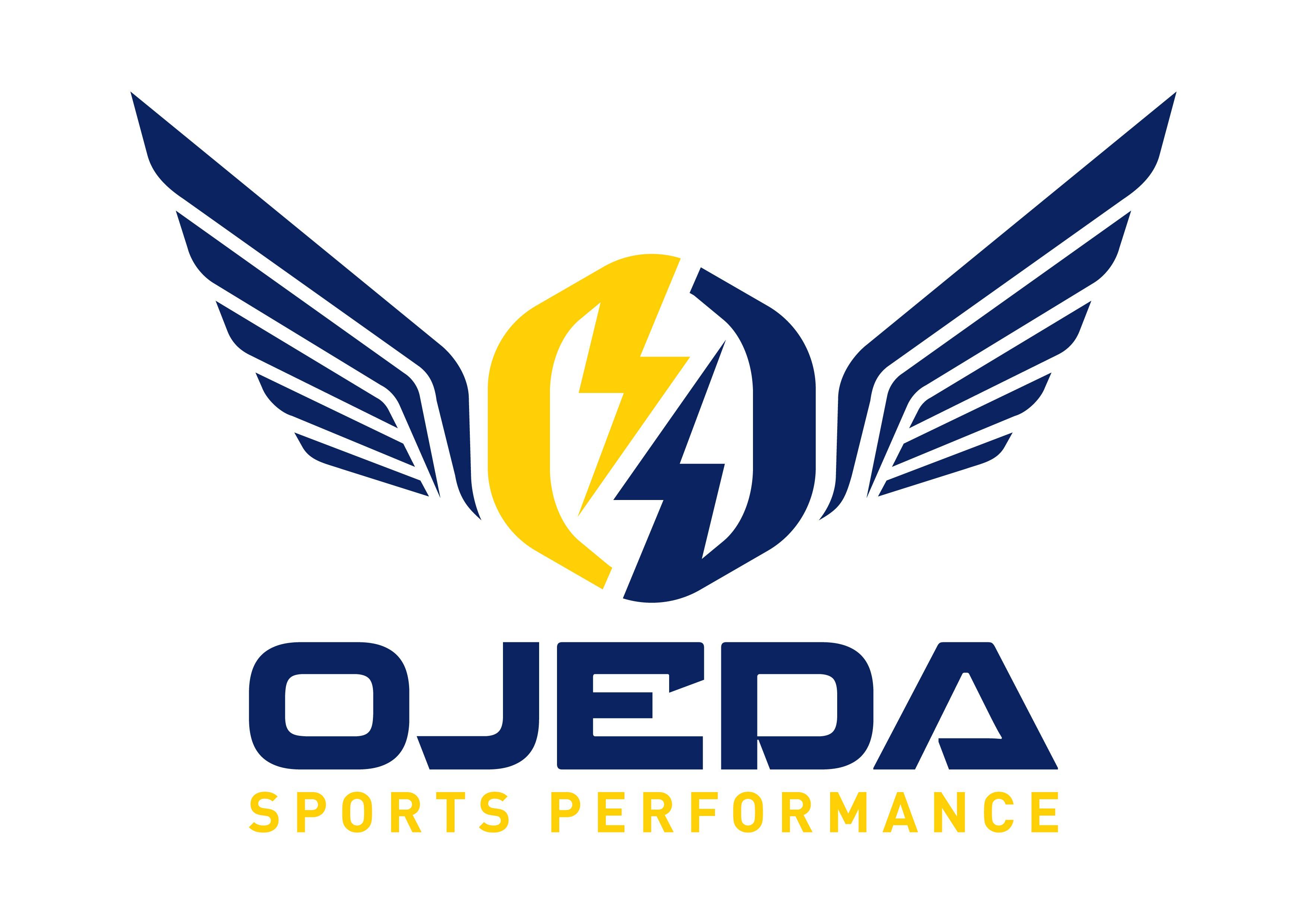 Create a distinguishing Brand logo for Ojeda Sports Performance