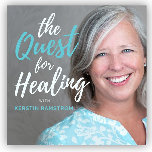 the Quest for Healing Podcast Art