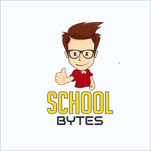 Schoolbytes Logo