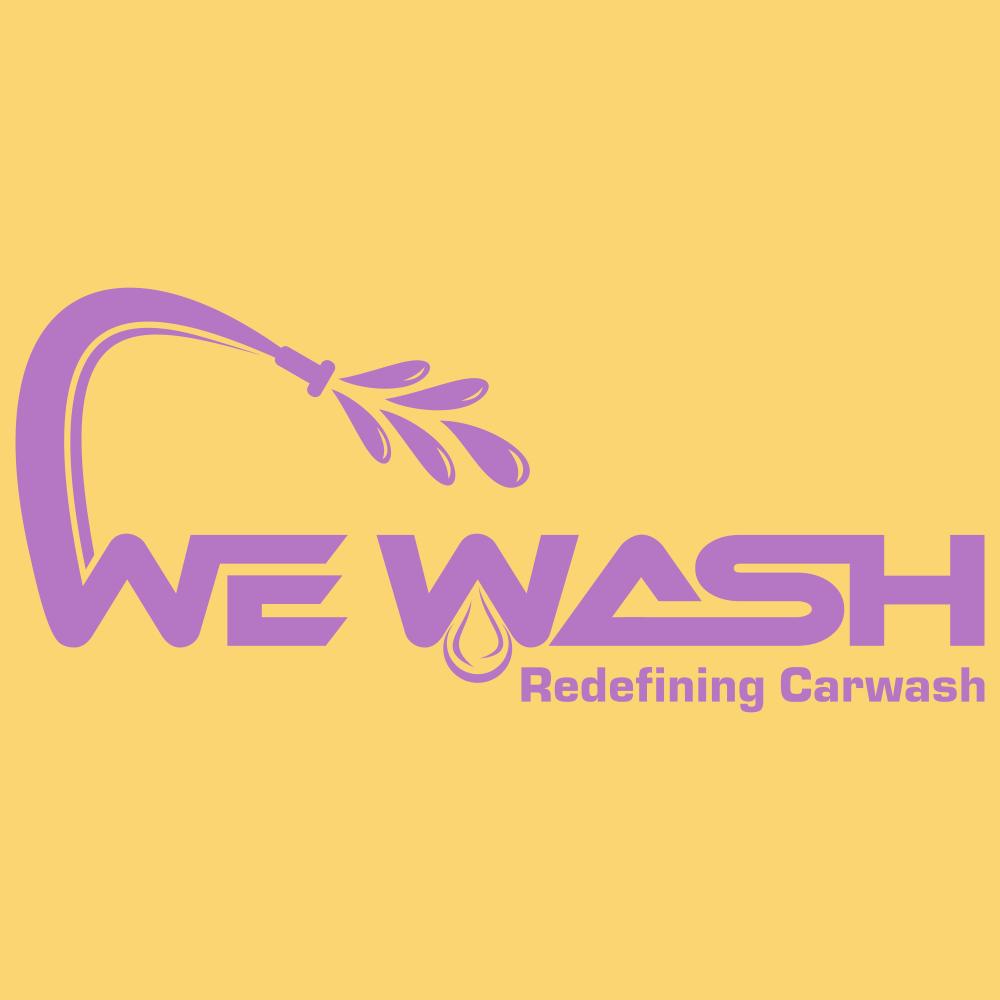Carwash business Logo