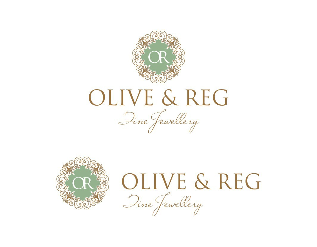 Create the next logo for OLIVE & REG