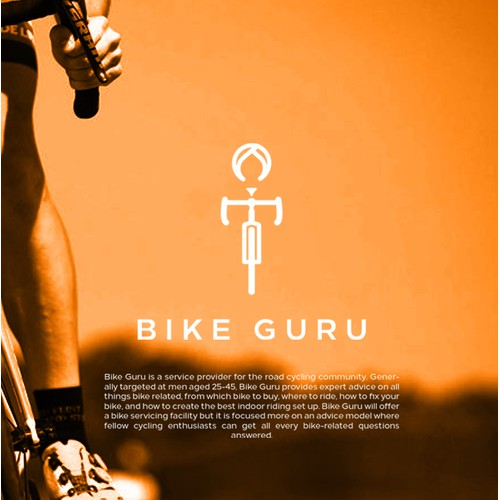 Bike Guru Logo Design