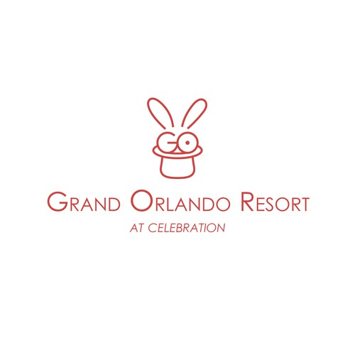 GO. Grand Orlando Resort Logo