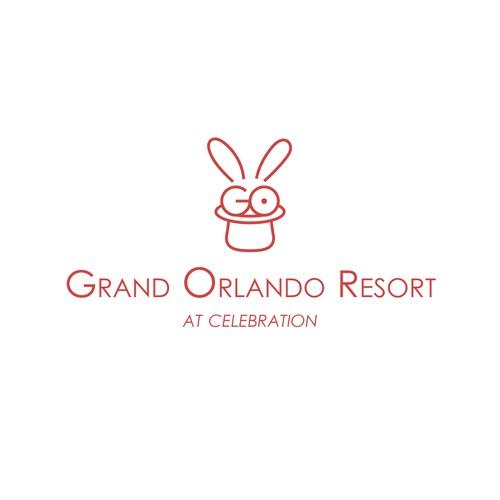 GO. Grand Orlando Resort Logo