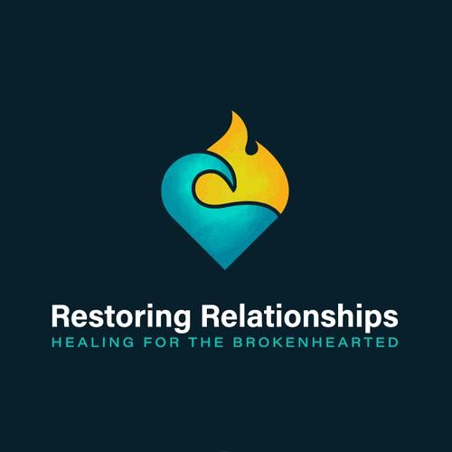 Restoring Relationships ministry logo