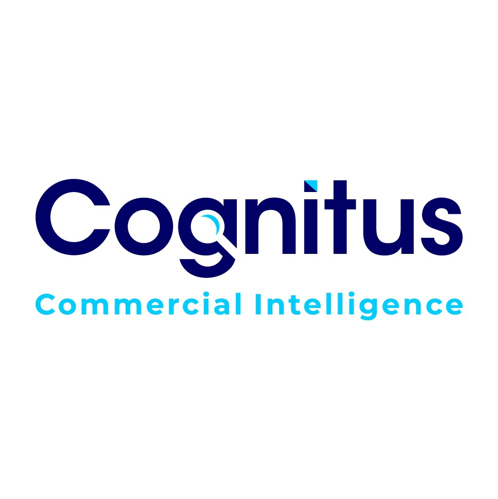 Cognitus Logo with strong follow-on work